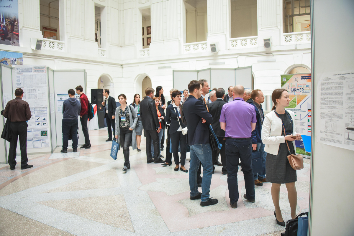Poster sessions photo №1